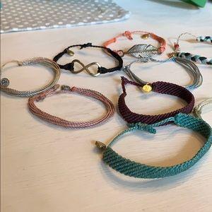 Pura Vida bracelet 10-pack